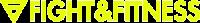 Gimnasio Fight & Fitness Logo